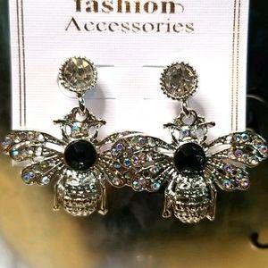 3 for $15 Bee Earrings